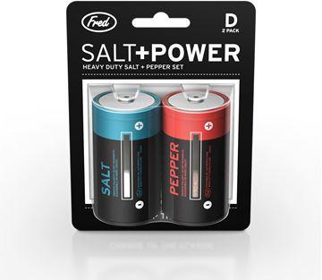 """Imagen de Salero y Pimentero """"Battery"""""""