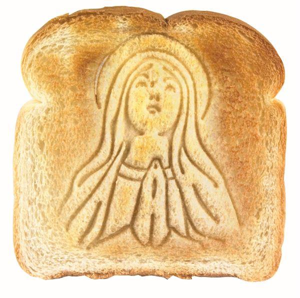 """Imagen de Sello para tostada """"Holy Toast"""""""
