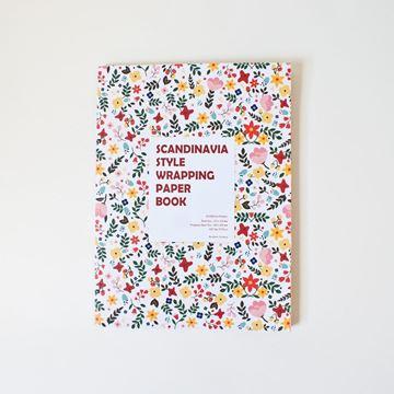 Imagen de Scandinavian Wrapping Paper Book