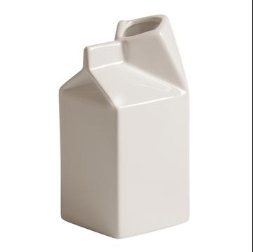 Imagen de Cartón de leche de Porcelana