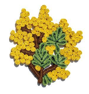 Imagen de Mimosa (Amarillo)