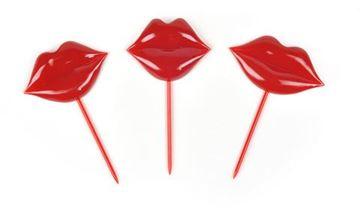 "Imagen de Picks ""Lip Service"" Labios"