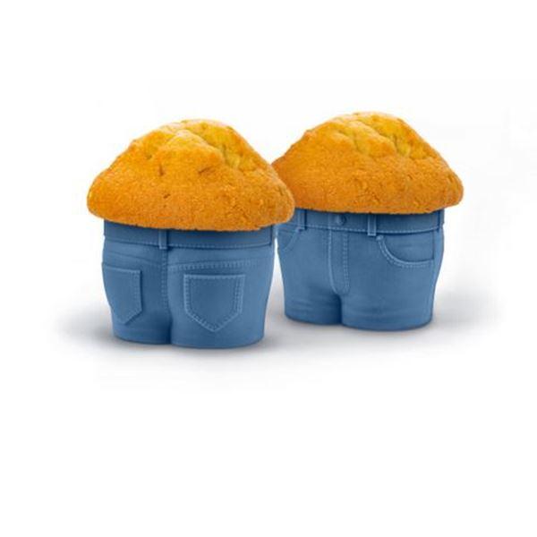 """Imagen de Molde """"Muffin Tops"""""""
