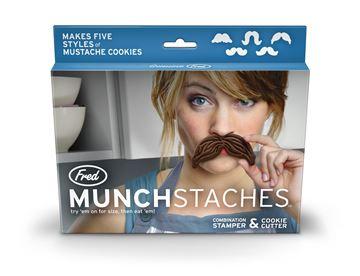 """Imagen de Molde para Galletitas """"Mustache"""""""