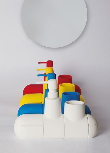 Accesorios Baño Amarillo:Inicio / Baño / Set de accesorios para baño Submarino