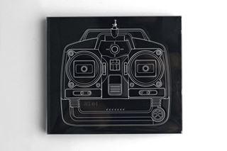 Imagen de Cuaderno Black Control Remoto