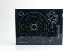 Imagen de Cuaderno Black Tocadiscos