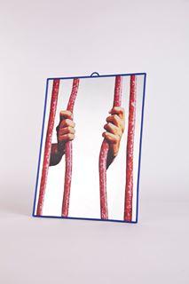 Imagen de Espejo TP Prisión (30 x 40 cms. )