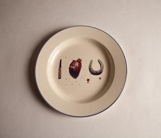 "Imagen de Plato TP ""I Love You"""