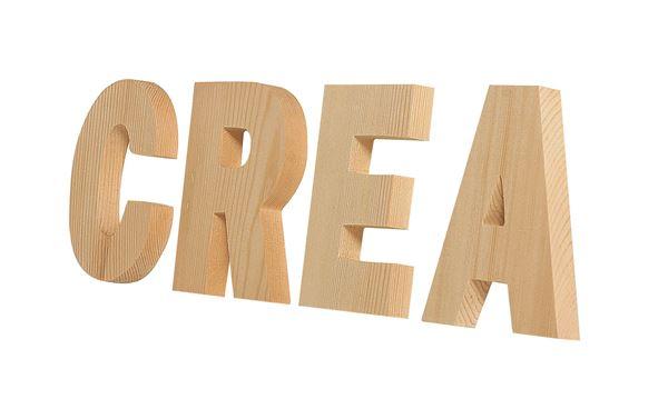 Imagen de Letras/Números/Símbolos de madera