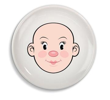 Imagen de Food Face (nena)