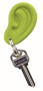 """Imagen de Llavero """"Ear Ring"""" Verde"""