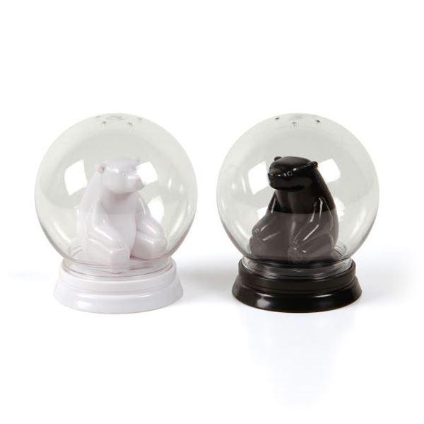 "Imagen de Salero y Pimentero ""Snow Globe"""