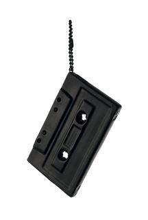 Imagen de Memorabilia Cassette Negro