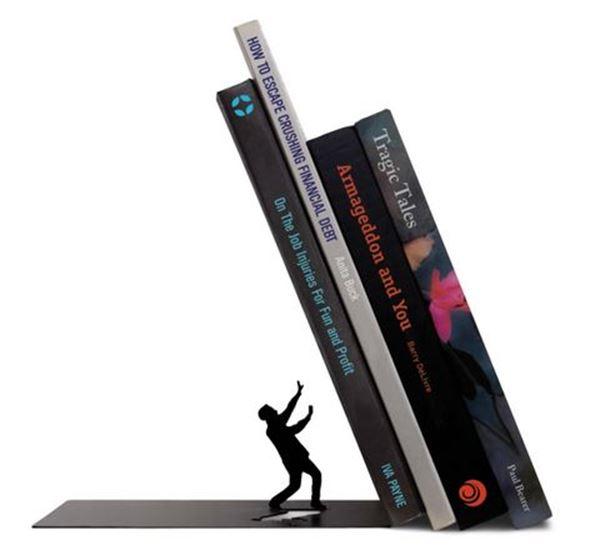 """Imagen de Soporte para libros """"The End"""""""