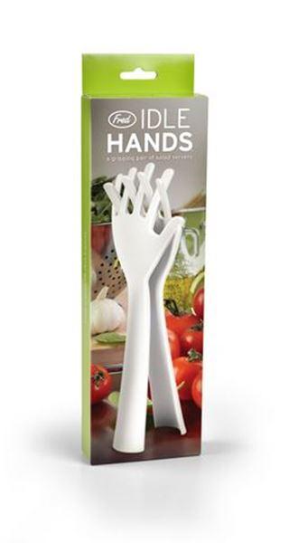 "Imagen de Servidor de Ensalada ""Idle Hands"""