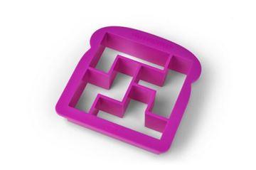 Imagen de Molde Tetris para Tostada