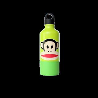 Imagen de Botella con Vasito PF Verde