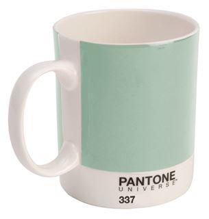 """Imagen de Taza Pantone """"Menta 337"""""""