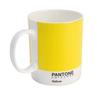 "Imagen de Taza Pantone ""Yellow"""