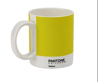 Imagen de Mini Mug Yellow