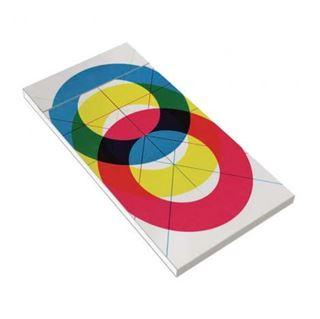 Imagen de Bloc Eames Colores Primarios