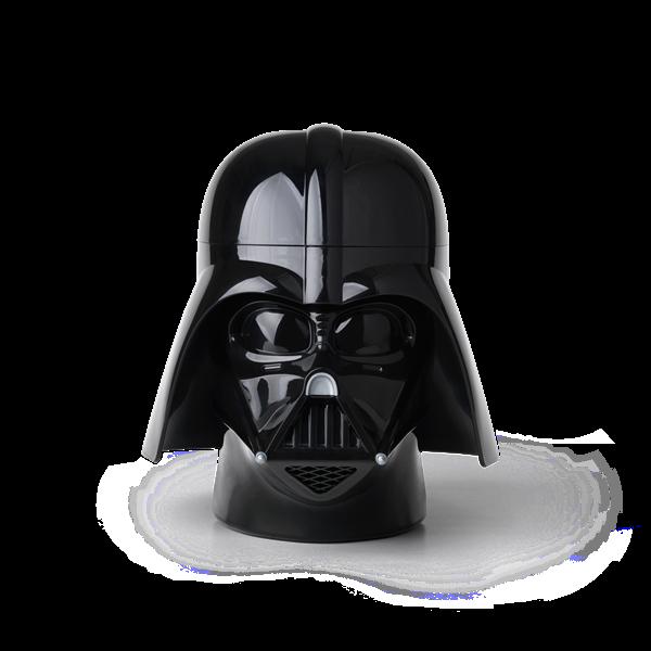 Imagen de La cabeza de Darth Vader