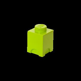 Imagen de Lego Storage Brick 1 Verde Lima