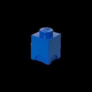 Imagen de Lego Storage Brick 1 Azul