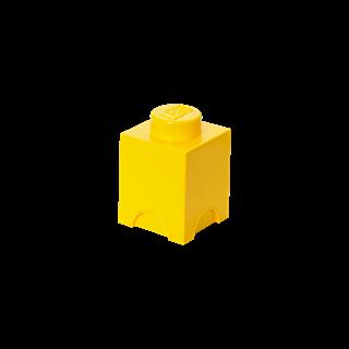 Imagen de Lego Storage Brick 1 Amarillo