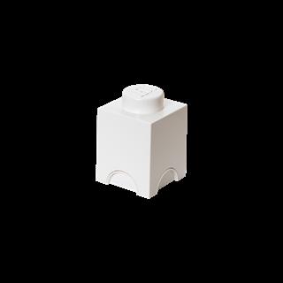 Imagen de Lego Storage Brick 1 Blanco