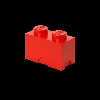 Imagen de Lego Storage Brick 2 Rojo
