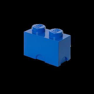 Imagen de Lego Storage Brick 2 Azul