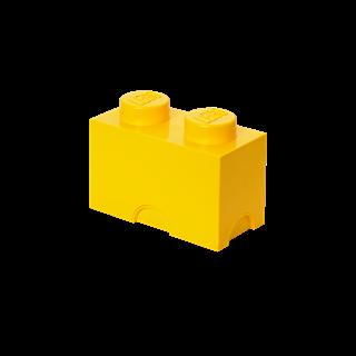 Imagen de Lego Storage Brick 2 Amarillo