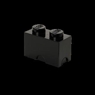 Imagen de Lego Storage Brick 2 Negro
