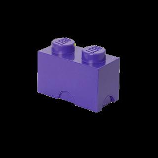 Imagen de Lego Storage Brick 2 Friends Violeta