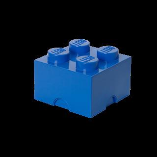 Imagen de Lego Storage Brick 4 Azul