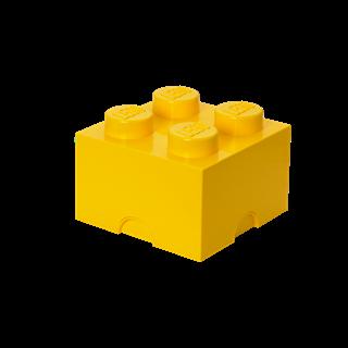 Imagen de Lego Storage Brick 4 Amarillo