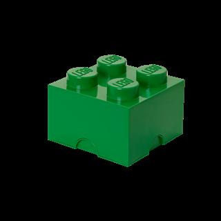 Imagen de Lego Storage Brick 4 Verde Oscuro