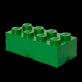 Imagen de Lego Storage Brick 8 Verde Oscuro