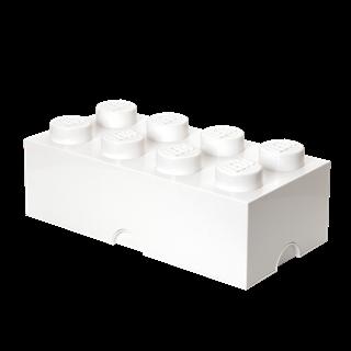 Imagen de Lego Storage Brick 8 Blanco