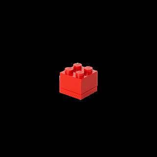 Imagen de Lego Mini Box 4 Rojo