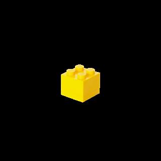 Imagen de Lego Mini Box 4 Amarillo