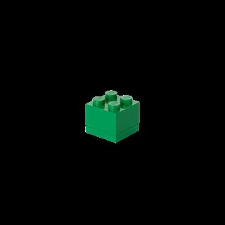 Imagen de Lego Mini Box 4 Verde Oscuro
