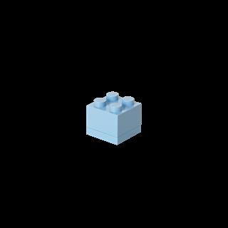 Imagen de Lego Mini Box 4 Celeste