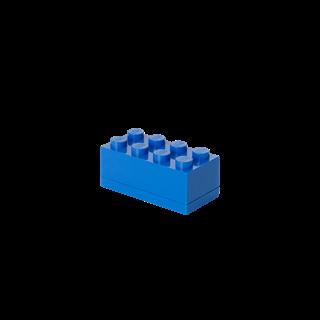 Imagen de Lego Mini Box 8 Azul