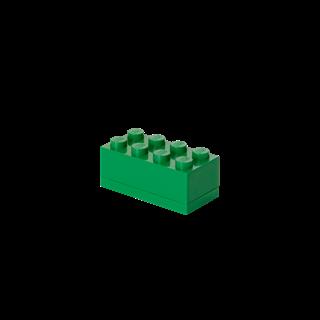 Imagen de Lego Mini Box 8 Verde Oscuro