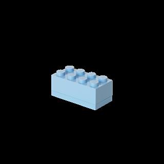 Imagen de Lego Mini Box 8 Celeste