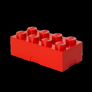 Imagen de Lego Lonchera 8 Rojo