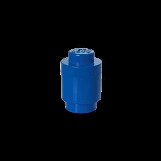 Imagen de Lego Storage Brick 1 Redondo Azul